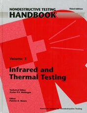 ASNT-0143 2001 ASNT Nondestructive Testing Handbook, Third Edition: Volume 3, Infrared and Thermal Testing (IR)
