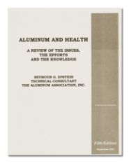 AA-AHCI-1 Aluminum & Health: A Review of the Issue