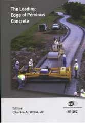 ACI-SP-282 The Leading Edge of Pervious Concrete