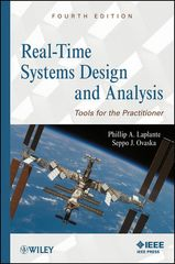 IEEE-76864-8 Real-Time Systems Design and Analysis: Tools for the Practitioner, 4th Edition