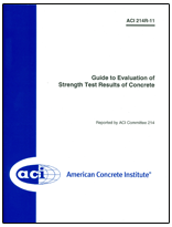 ACI-214R-11 Guide to Evaluation of Strength Test Results of Concrete