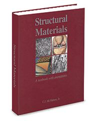 ASM-05913G Structural Materials: A Textbook with Animations
