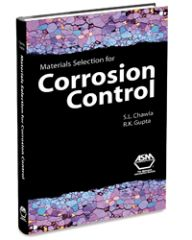 ASM-06189G Materials Selection for Corrosion Control