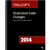 NFPA-SICC14 Stallcup's Illustrated Code Changes, 2014 Edition