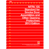 NFPA-105(13): Standard for Smoke Door Assemblies and Other Opening Protectives
