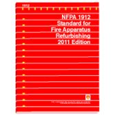 NFPA-1912(11): Standard for Fire Apparatus Refurbishing