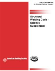AWS- D1.8/D1.8M:2009 Structural Welding Code Seismic Supplement