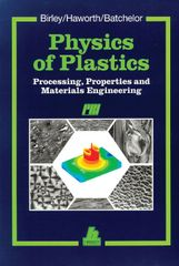 PLASTICS-00031 1992 Physics of Plastics: Processing, Properties and Materials Engineering, (Hanser)