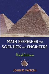 IEEE-75715-3 Math Refresher for Scientists and Engineers, 3rd Edition