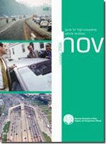 AASHTO-GHOV-3 Guide for High-Occupancy Vehicle (HOV) Facilities, 3rd Edition (Video Presentation Available)