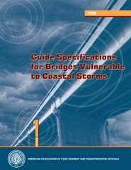 AASHTO-BVCS-1 Guide Specifications for Bridges Vulnerable to Coastal Storms