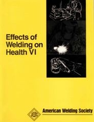 AWS- EWH-6 Effects of Welding on Health