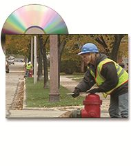 AWWA-64322 Water Distribution Operator Training: Hydrants DVD