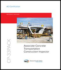 ACI-CP-33 Pack - Associate Transportation Inspector Reference Package