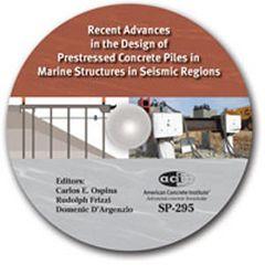 ACI-SP-295 Recent Advances in the Design of Prestressed Concrete Piles in Marine Structures in Seismic Regions