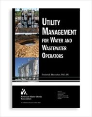 AWWA-20721 Utility Management for Water and Wastewater Operators