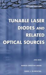 IEEE-20816-7 Tunable Laser Diodes and Related Optical Sources, 2nd Edition