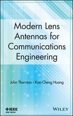 IEEE-01065-5 Modern Lens Antennas for Communications Engineering