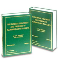 AA-ASM-06945G The Surface Treatment and Finishing of Aluminum and Its Alloys, 6th Edition