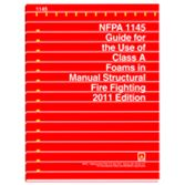 NFPA-1145(11): Guide for the Use of Class A Foams in Manual Structural Fire Fighting
