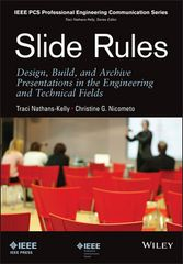 IEEE-00296-4 Slide Rules: Design, Build, and Archive Presentations in the Engineering and Technical Fields (Video Presentation Available)