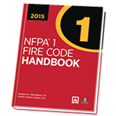 NFPA-1HB15 Fire Code Handbook, (NFPA 1, 2015 Edition)