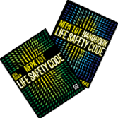 NFPA-101ST15 Life Safety Code, and Handbook Set, 2015 Edition