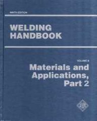 AWS- WHB-5.9 Welding Handbook, Volume 5 - Materials and Applications, Part 2