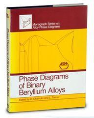 ASM-57705G Phase Diagrams of Binary Beryllium Alloys