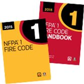 NFPA-1(15)BK: Fire Code (Book)