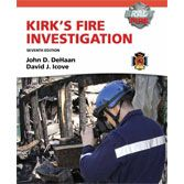 NFPA-RES10911 Kirk's Fire Investigation, Seventh Edition