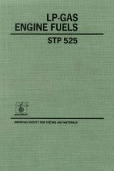 ASTM-STP525 LP-Gas Engine Fuels