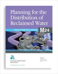 AWWA-M24 2009 Planning for the Distribution of Reclaimed Water, Third Edition