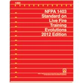 NFPA-1403(12): Standard on Live Fire Training Evolutions