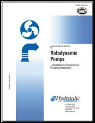 HI-A142 ANSI/HI 9.6.8-2014 Rotodynamic Pumps - Guidelines for Dynamics of Pumping Machinery