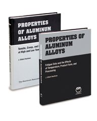 AA-ASM-05250G Properties of Aluminum 2 Volume Set