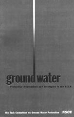 ASCE-40231 - Ground Water Protection Alternatives and Strategies in the U.S.A. (Watch Video Presentation)