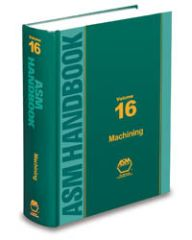 ASM-06022G-V16-1989 ASM Handbook Volume 16: Machining
