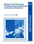 AA-TP-2 Measuring the Dissolution Aluminum Hardener, Standard Test Procedure
