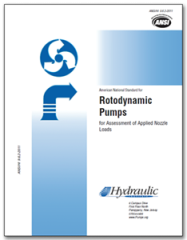 HI-A119 ANSI/HI 9.6.2-2011 Rotodynamic Pumps for Assessment of Applied Nozzle Loads