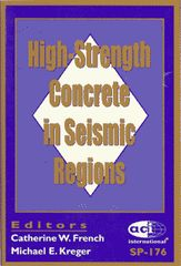 ACI-SP-176 High-Strength Concrete in Seismic Regions