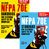 NFPA-70ESET15 2015 NFPA 70E and Handbook Set