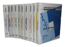 ASNT-0127-SET Nondestructive Testing Handbook, Third Edition Set (Ten Volumes)