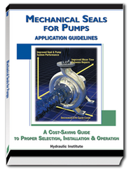 HI-A132 Mechanical Seals for Pumps: Application Guidelines, HI (Video Presentation Available)