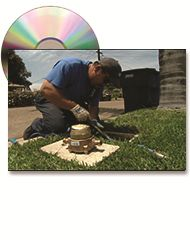 AWWA-64325 Water Distribution Operator Training: Services and Meters DVD