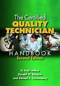 ASQ-H1422-2012 The Certified Quality Technician Handbook, Second Edition