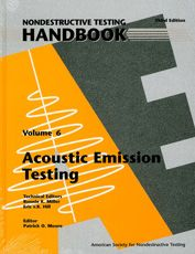 ASNT-0146-2005 Nondestructive Testing Handbook, Third Edition: Volume 6, Acoustic Emission Testing (AE)