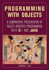 IEEE-26852-9 Programming with Objects: A Comparative Presentation of Object-Oriented Programming With C++ and Java