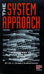 PLASTICS-02554 2000 The System Approach: A Strategy to Survive and Succeed in the Global Economy, (Hanser)