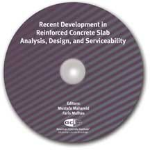 ACI-SP-287 Recent Development in Reinforced Concrete Slab Analysis, Design, and Serviceability